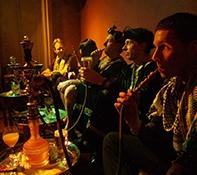 1001 nacht personeelsfeest Amsterdam