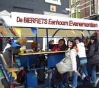 Bierfiets Amsterdam