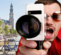Teamuitjes in Amsterdam