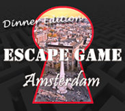 Escape diner Amsterdam