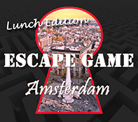 Lunchspel Amsterdam