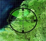 GPS tocht Amsterdam