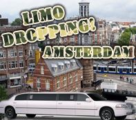 Limo uitje Amsterdam