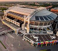Rondleiding Arena Amsterdam