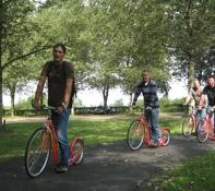 Sportieve rondleiding Amsterdam