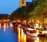 Vaartocht Amsterdam