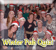 Winter Pubquiz Amsterdam