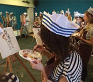 Workshop naakt schilderen Amsterdam