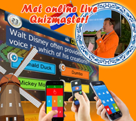 Online Live Quiz Amsterdam
